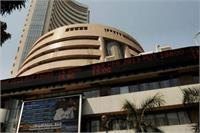 The Sensex resumed higher and hit 31,031.97 at 1126 hours, up 197.65 points. PTI Photo